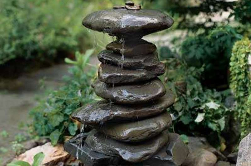 Diy Small Fountain Ideas