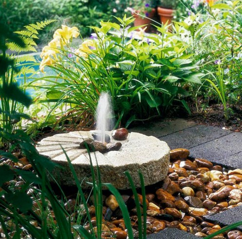 Diy Water Fountain Ideas