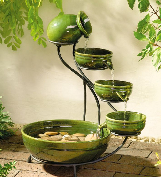 diy water fountains home - Fountain For Home Decoration