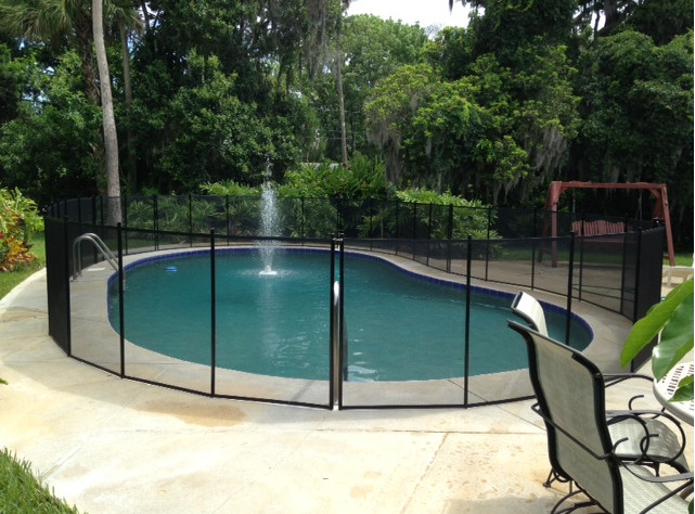 Fence Ideas for Pools