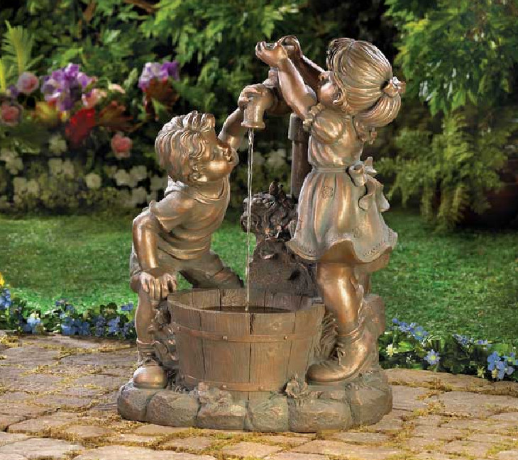 Fountains for the Home