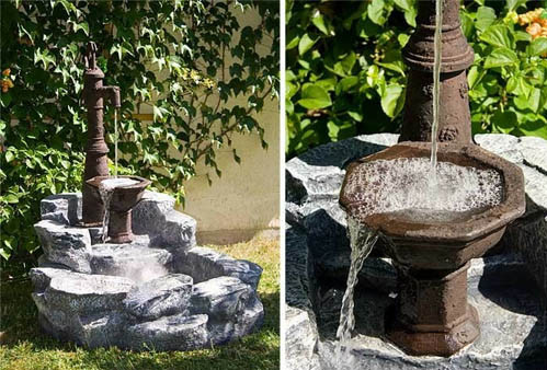 Fountains for the Yard