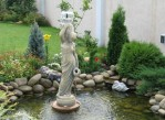 Front Yard Fountains Design