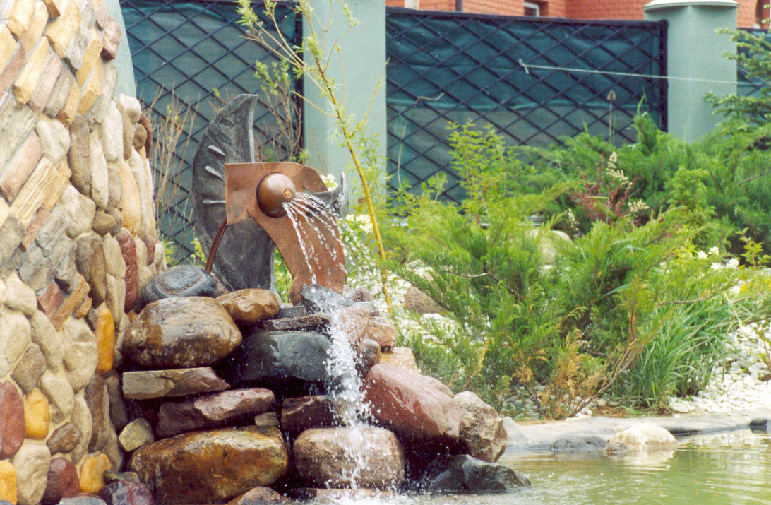 Garden Fountains Outdoor
