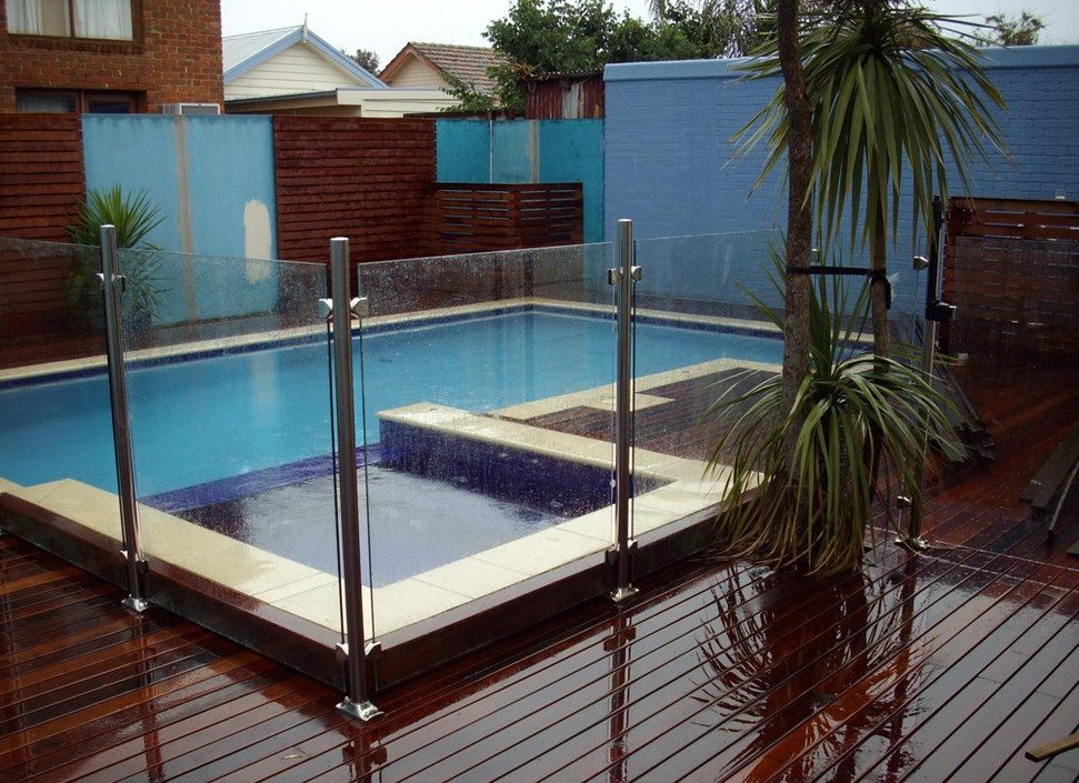 Glass Fencing For Pools | Pool Design Ideas