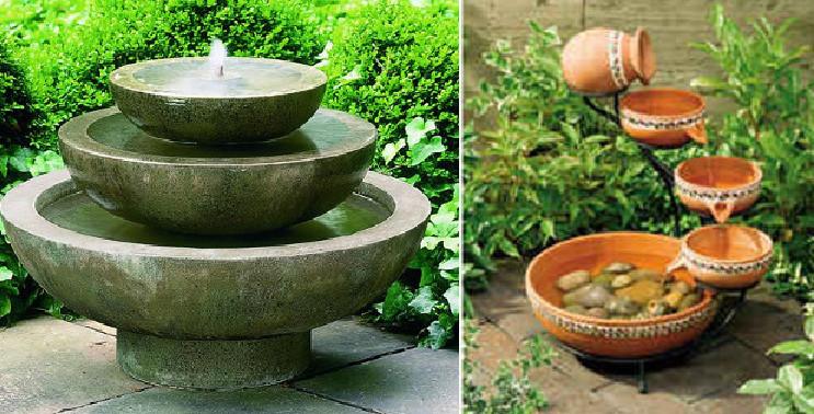 Home Garden Fountains