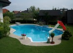 Home Inground Swimming Pools