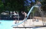 Home Pool Water Slides