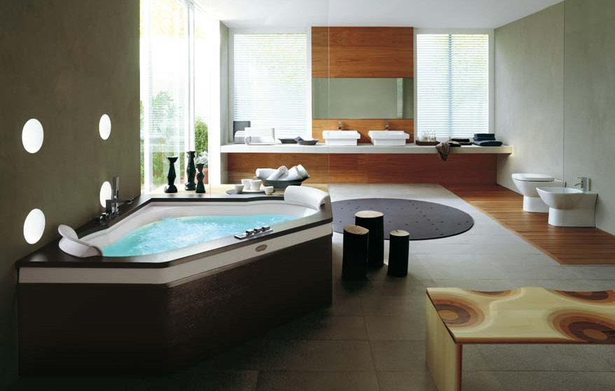 Home Spa Design Ideas