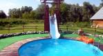 Home Swimming Pool Slides