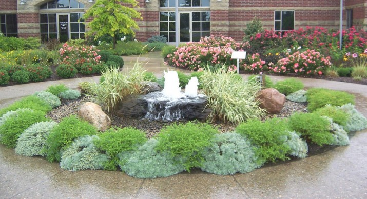 House Water Feature Design