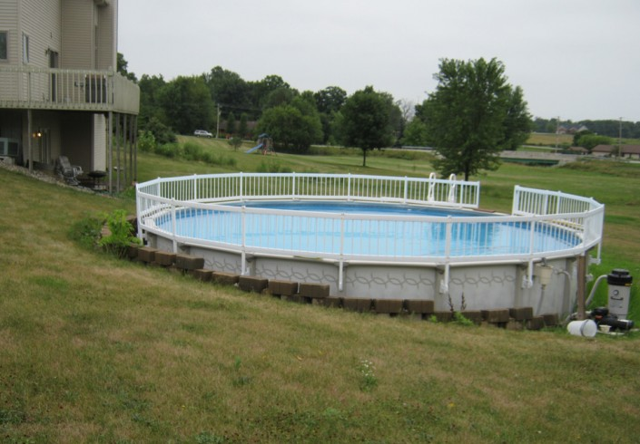 How to Install an Above Ground Pool Inground