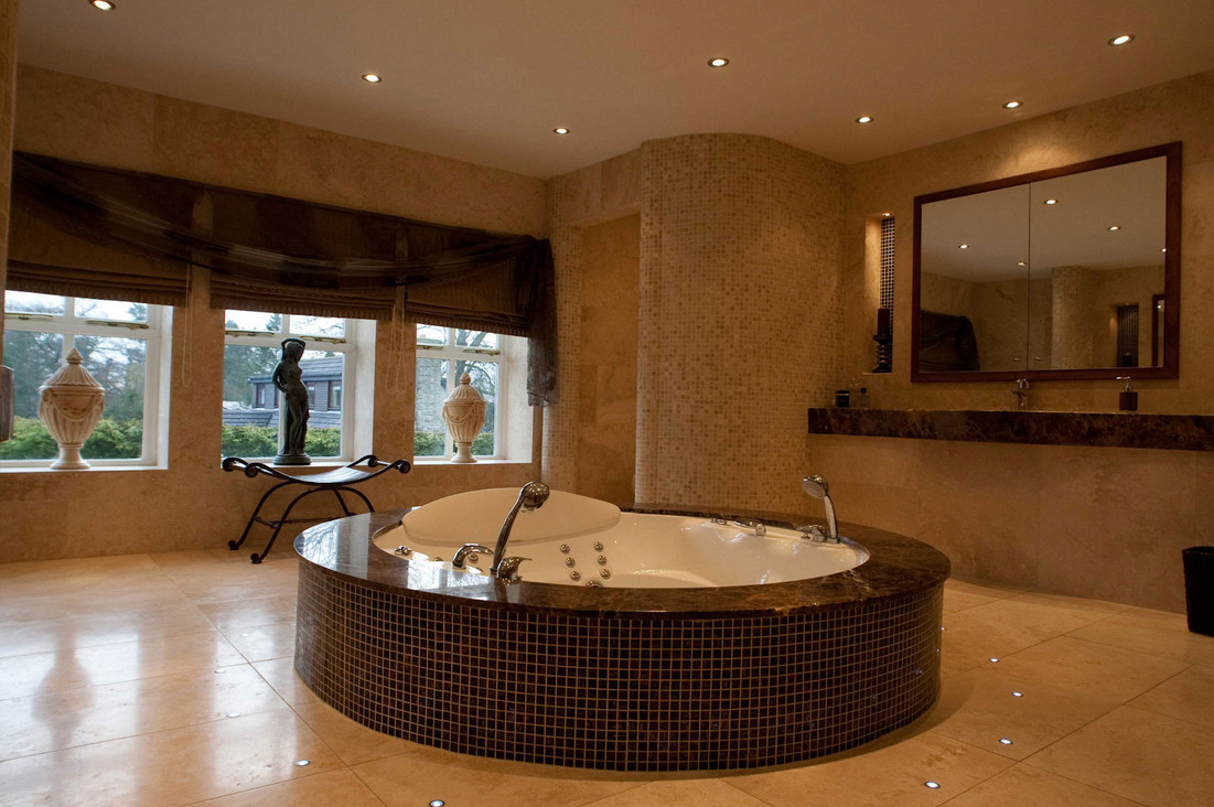 Beautiful Home Spa Design Gallery - Decorating Design Ideas ...