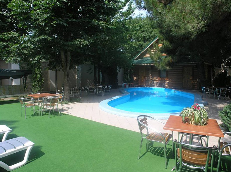 in Ground Swimming Pool Design