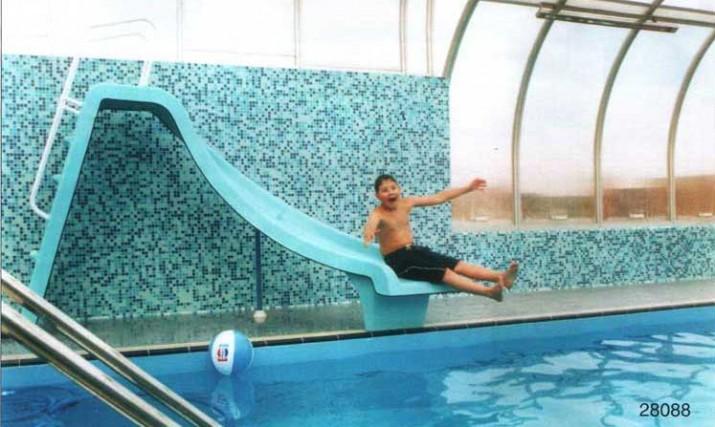 in Ground Swimming Pool Slides