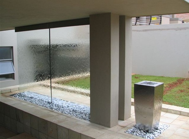 Indoor Waterfall Design