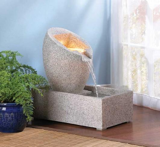 Indoor Waterfalls for Homes