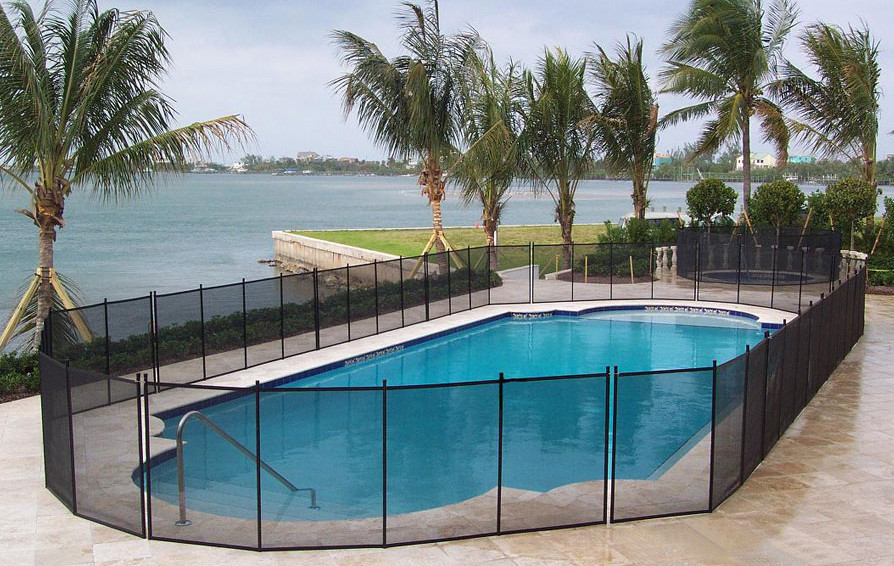 Inexpensive Pool Fence Ideas