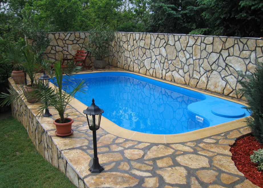 Inground swimming pool designs ideas pool design ideas for Gunite pool design ideas