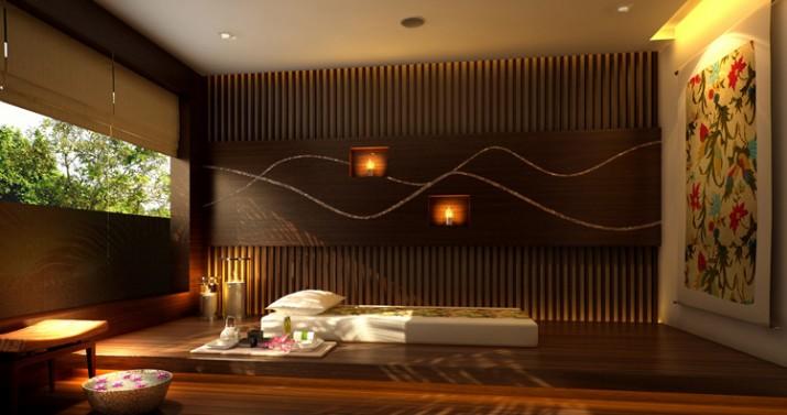 Interior Design for Spa