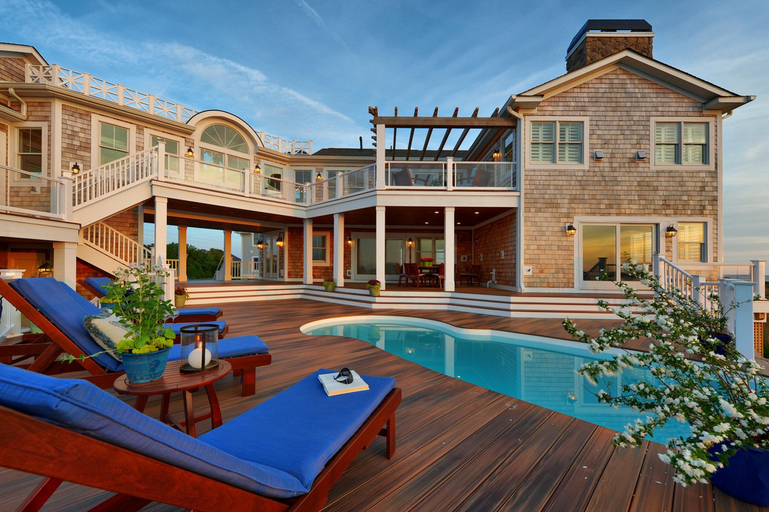 Luxury Outdoor Pool Pictures
