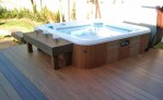 Outdoor Jacuzzi Designs and Layouts