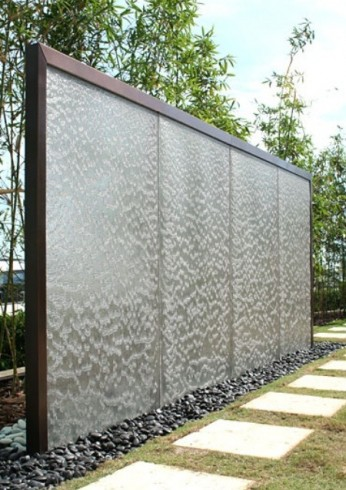 Outdoor Wall Fountain Designs