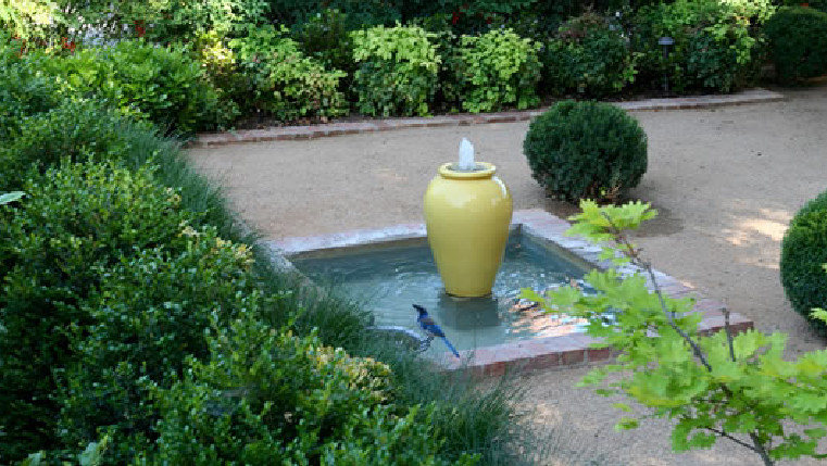 Outdoor Water Fountain Design Ideas