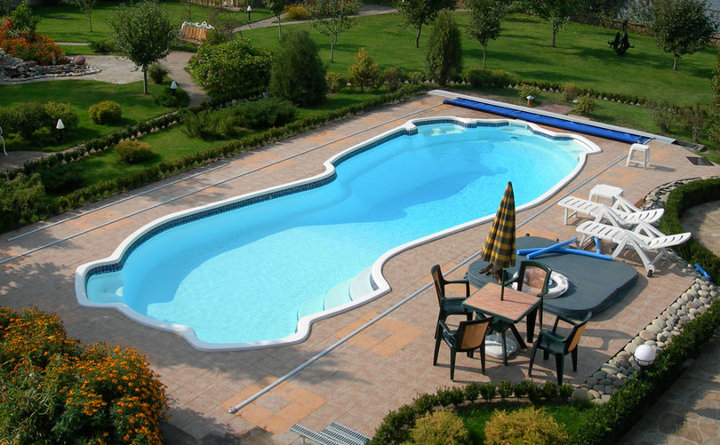 Pictures of Inground Swimming Pools
