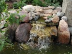 Pictures of Small Ponds With Waterfalls