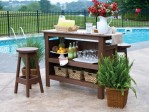 Pool Bar Designs