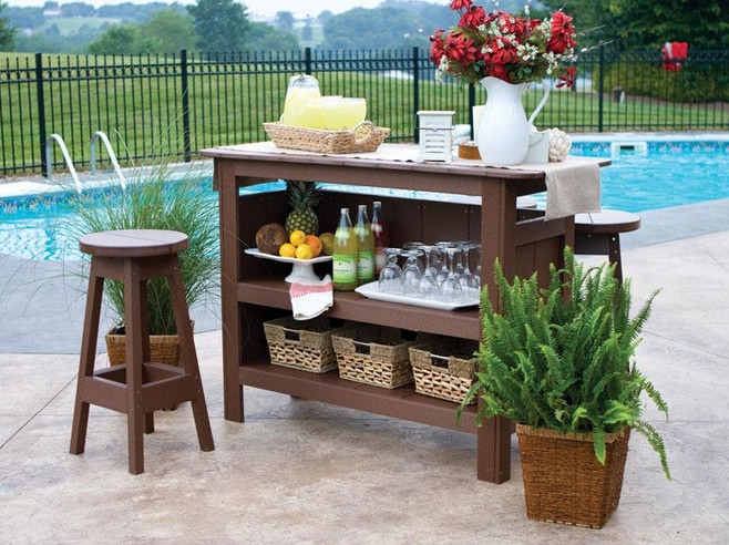 Pool Bar Designs