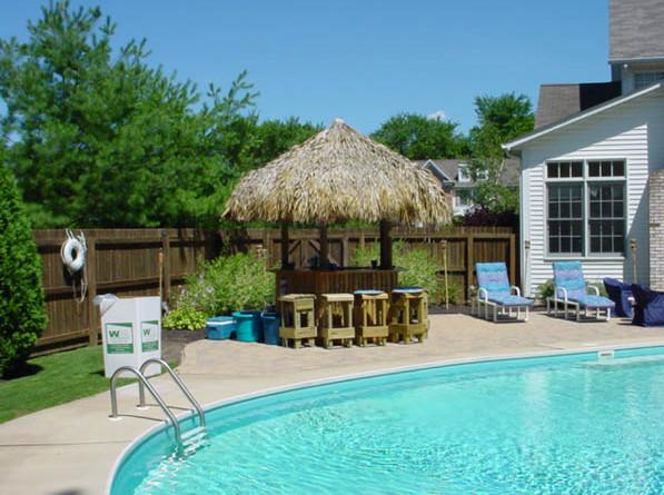 Pool Bar Plans