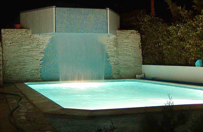 Pool Designs With Waterfalls Pool Design Ideas. Backyard Swimming ...