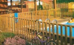 Pool Fence Designs
