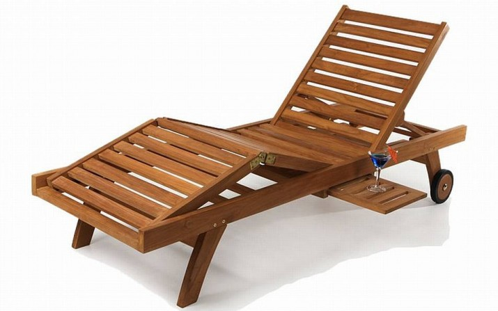 pool furniture chaise lounge