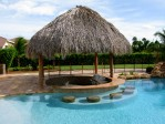 Pool House Plans With Bar