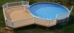 Pool Slide for Above Ground Pool