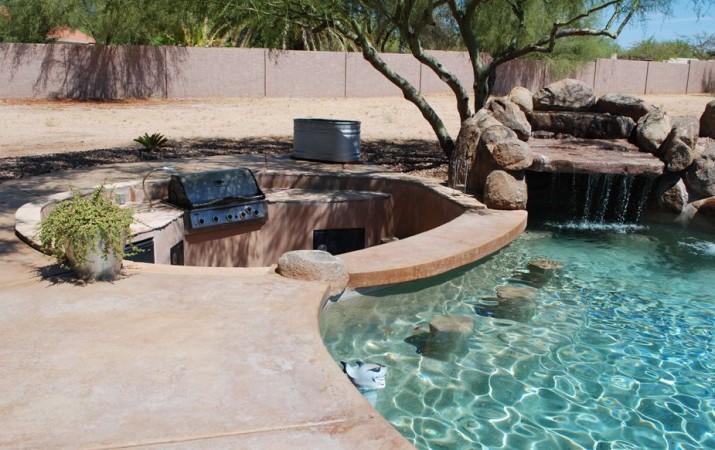 Pool Tiki Bar Ideas