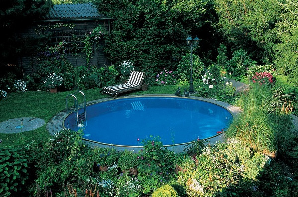Top three best inground pools for the backyards pool for Best pool design 2014