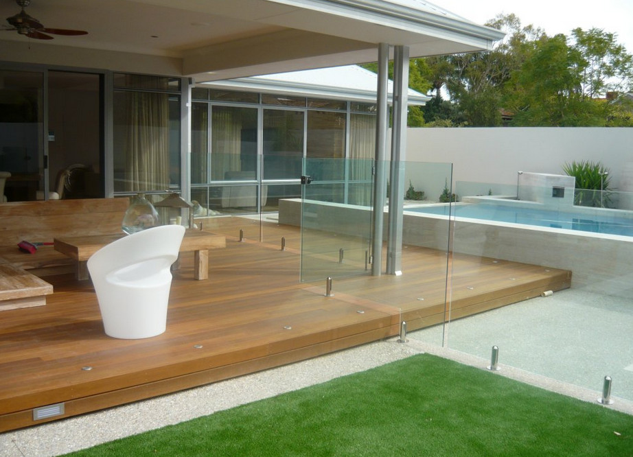 Safety Fences for Inground Pools