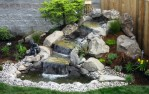 Small Garden Waterfalls Pictures