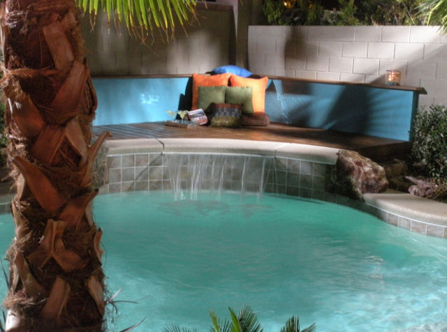 Small Inground Swimming Pools For Small Yards Pool Design Ideas