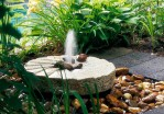 Small Outdoor Fountain Ideas