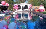 Sweet Sixteen Pool Party Ideas