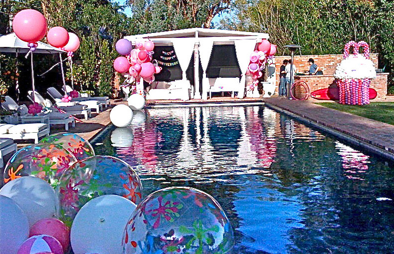 Before you go the old-fashioned route with beach balls and pool noodles, opt for these DIY ideas that'll make your kiddo's pool party the best on the block. Get ready for their party to go from a simple get-together to an all-out bash before you can say Marco Polo.