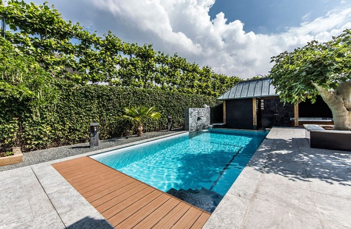 Swimming Pool Landscaping Ideas Photos