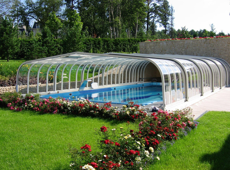 Types of inground swimming pools pool design ideas for Best type of inground pool