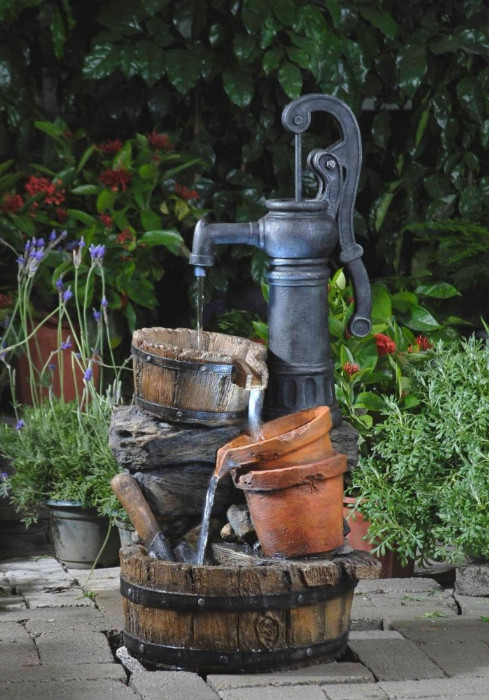 Water Fountains for Home Garden