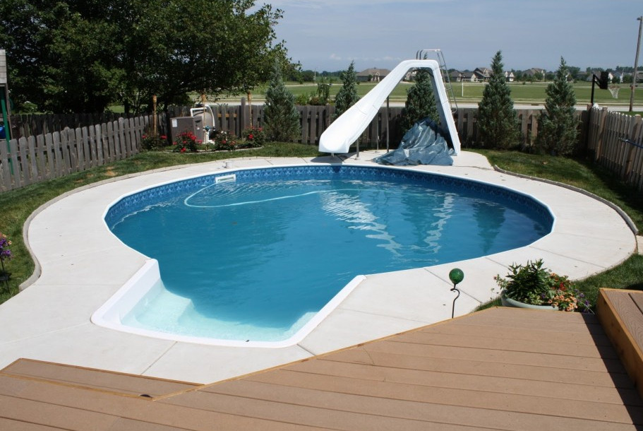 Water Slide for Home Pool